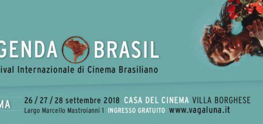 Agenda Brasil Festival Internazionale di Cinema Brasiliano