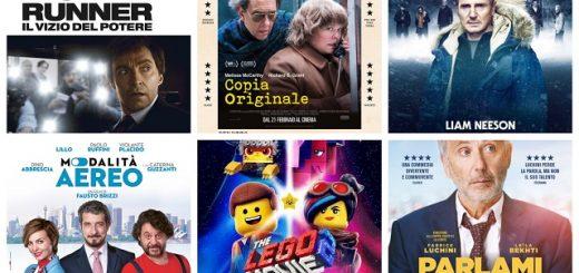 film in uscita 21 febbraio