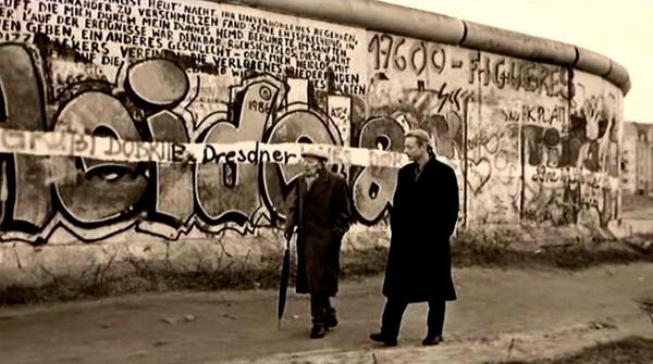 Il Muro ne Il Cielo sopra Berlino