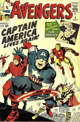 Avengers-4-1964