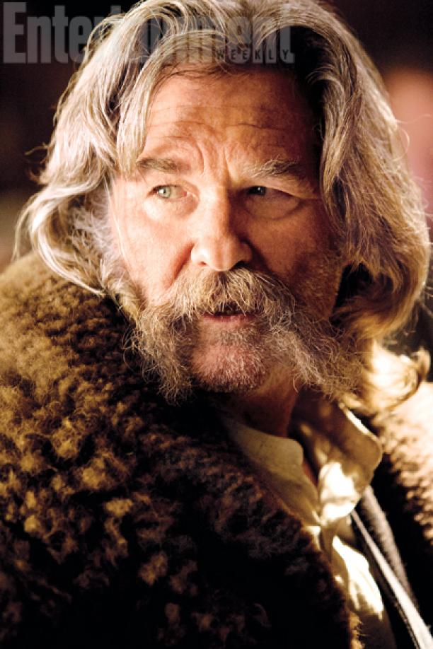 Kurt Russell è John Ruth
