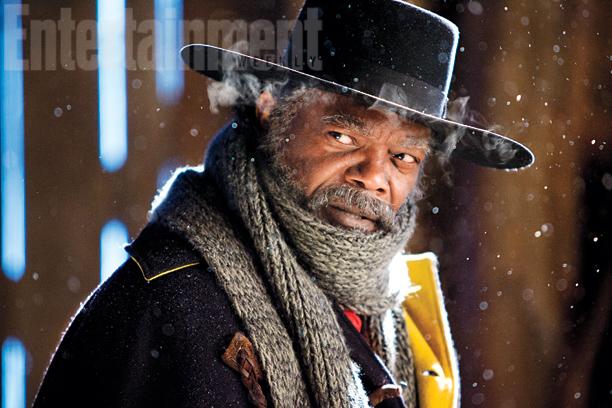 Samuel L. Jackson è il Maggiore Marquis Warren