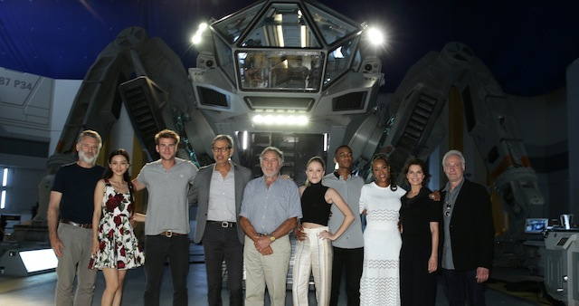 """Independence Day Resurgence"" Global Production Event"