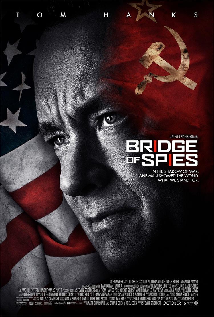 poster bridge of spies