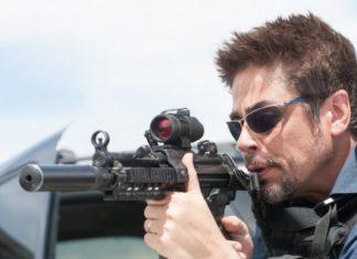 Benicio del Toro è Alejandro in Sicario