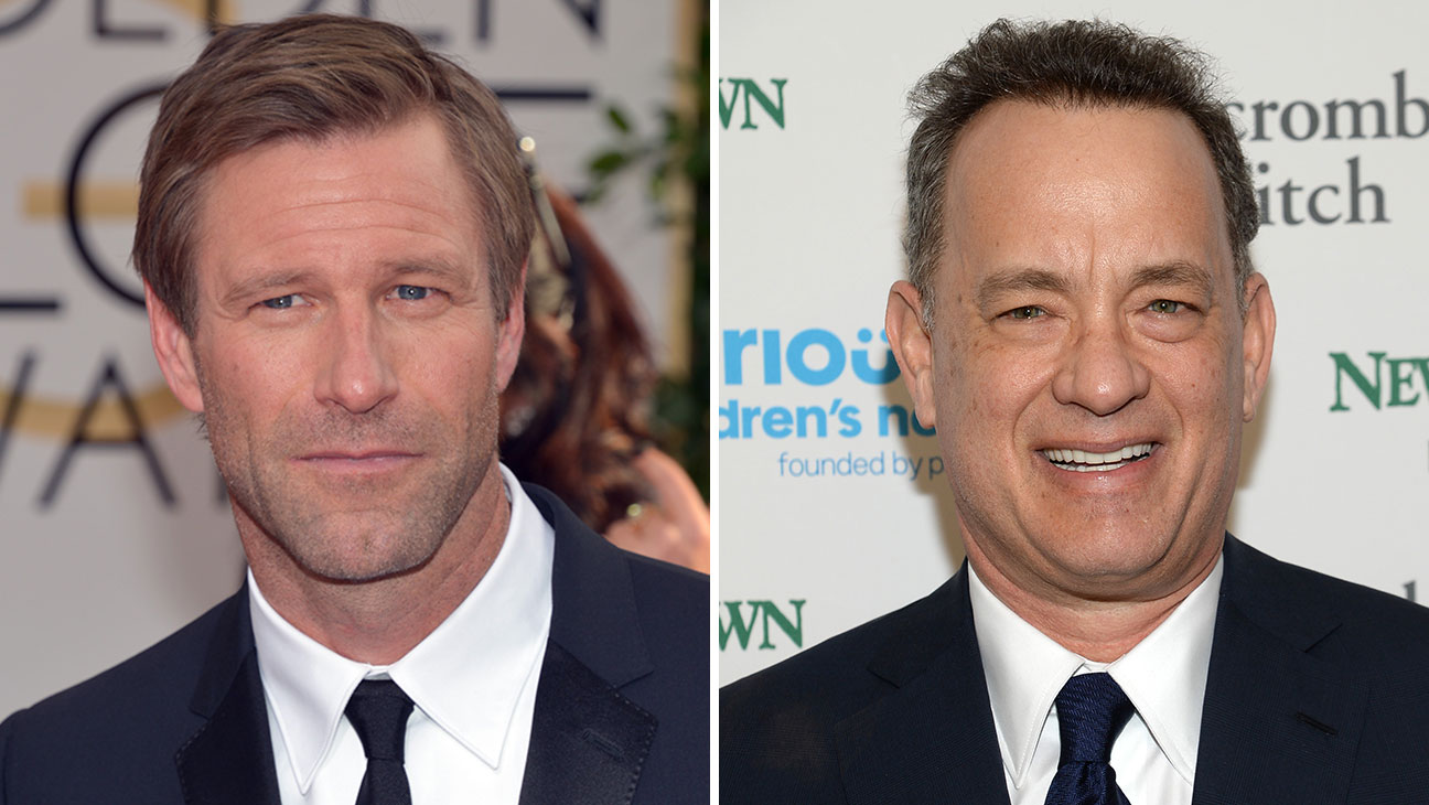 Tom Hanks Aaron Eckhart