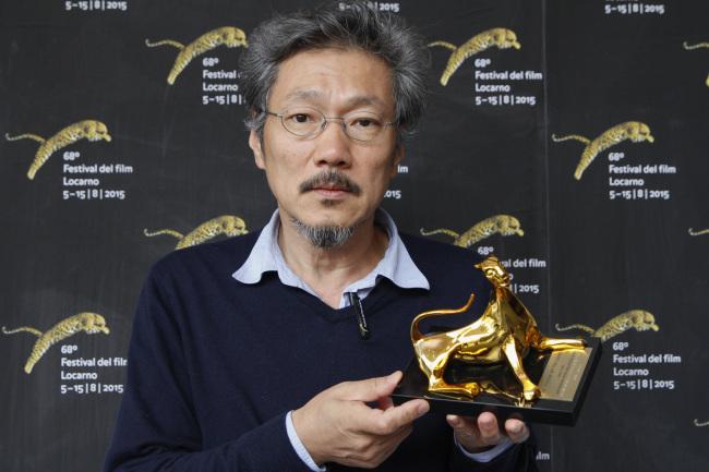 "Hong Sang-soo, vincitore del Pardo d'oro a Locarno 2015 con ""Right Now, Wrong Then"""