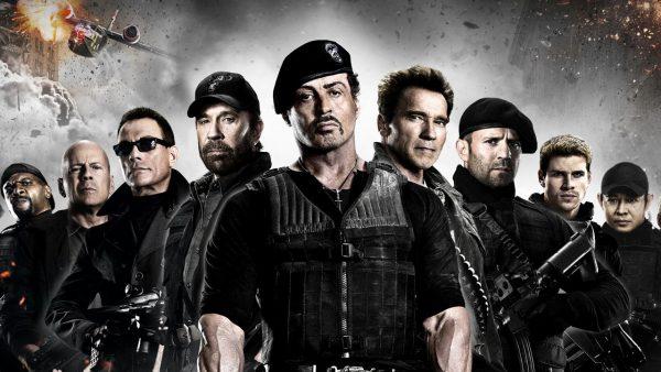 I mercenari sylvester Stallone