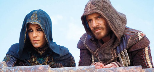 Assassin's Creed Photo: courtesy of Kerry Brown EW