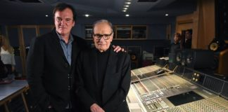 Photo Credit: Ennio Morricone Official Facebook - The Hateful Eight