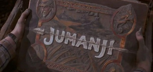 Screenshot del film ''Jumanji'' di Joe Johnston catturato dal DVD della 'TriStar Pictures' da Elwood.