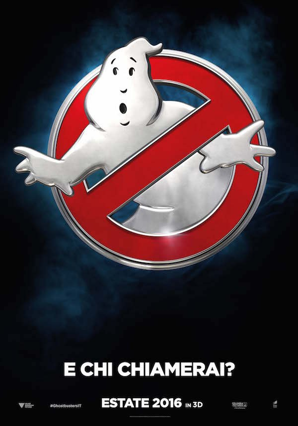 ghostbusters poster ita