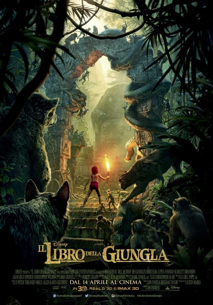 Il poster de Il Libro della Giungla - photo: courtesy of The Walt Disney