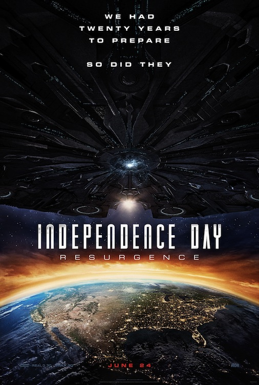 independence day rigenerazione poster