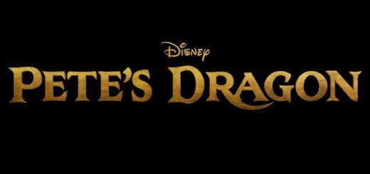 Il Logo ufficiale di Pete's Dragon - Elliott il drago invisibile