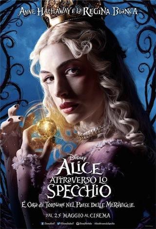 Regina bianca 1 - Lo specchio di alice milano ...