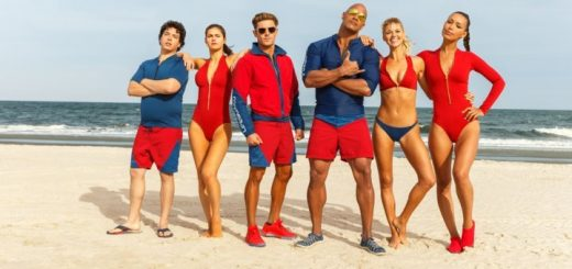 baywatch poster - Photo: courtesy of © Paramount Pictures