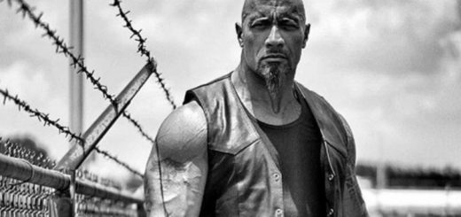 Fast & Furious 8 hobbs dwayne johnson