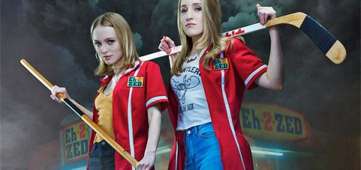Yoga Hosers poster kevin smith