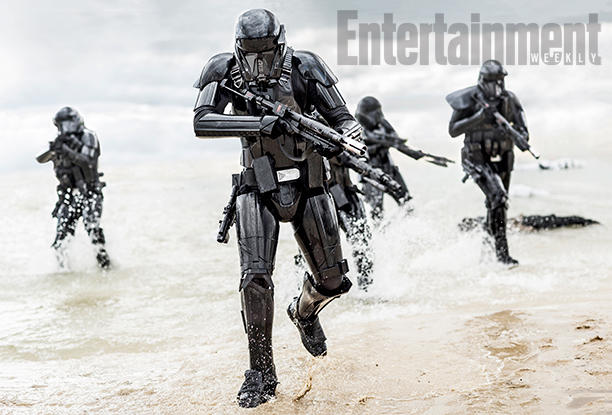 Rogue One A Star Wars Story deathtrooper