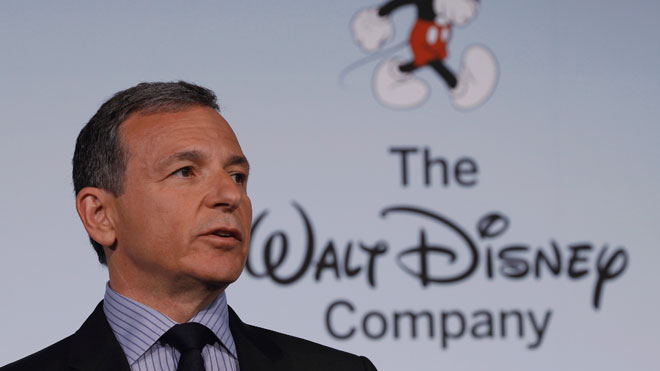 indiana jones bob iger disney