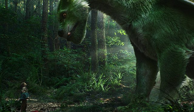 il drago invisibile disney pete's dragon elliott