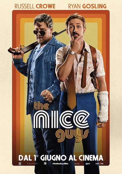 The Nice Guys - Photo: courtesy of Lucky Red