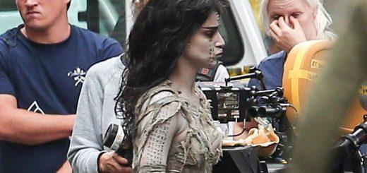Sofia Boutella La Mummia