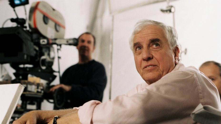 Garry Marshall on the set of 'Princess Diaries 2' Photofest