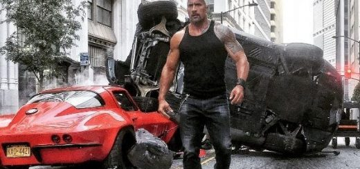 fast and furious 8 the rock