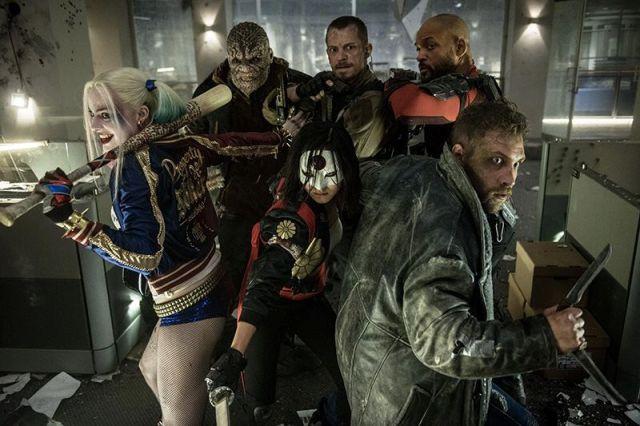 Suicide Squad - Photo: courtesy of Warner Bros.