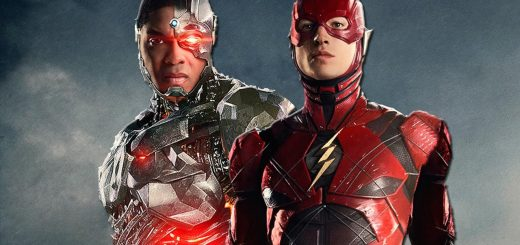 the flash cyborg ezra miller