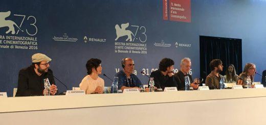 Amir Naderi presenta Monte a Venezia 73 - Foto: Gabriele Lingiardi