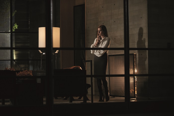 Amy Adams in una foto di Nocturnal Animals