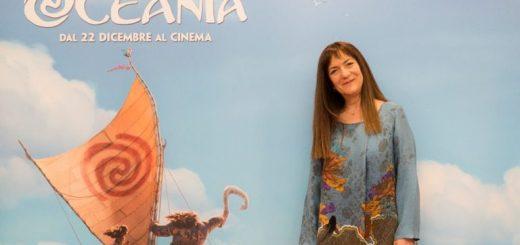 La produttrice di Oceania Osnat Shurer - Foto: Ufficio Stampa