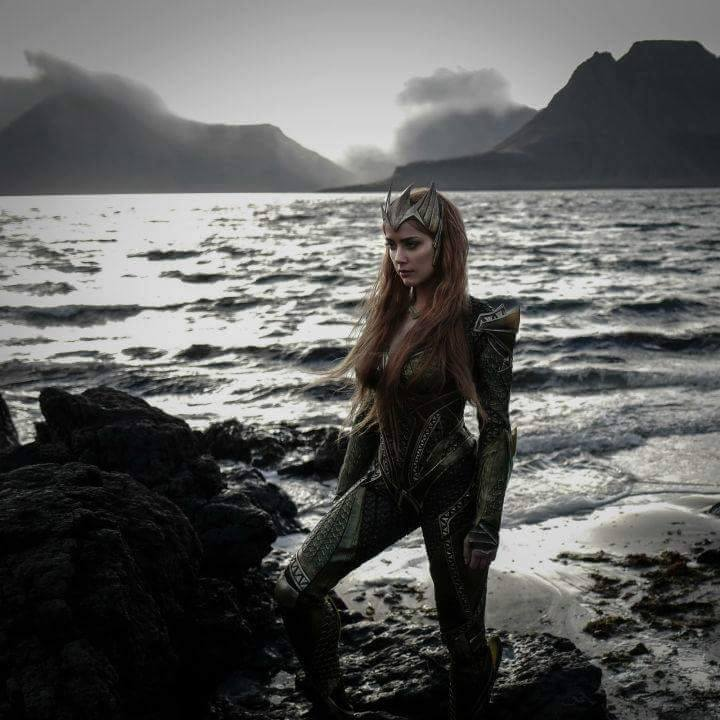 CREDIT: © 2016 Warner Bros. Entertainment Inc. Zack Snyder / ™ & © DC Comics amber heard mera justice league