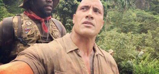 jumanji dwayne johnson