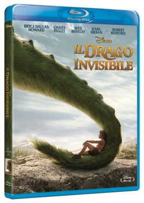 il drago invisibile Disney
