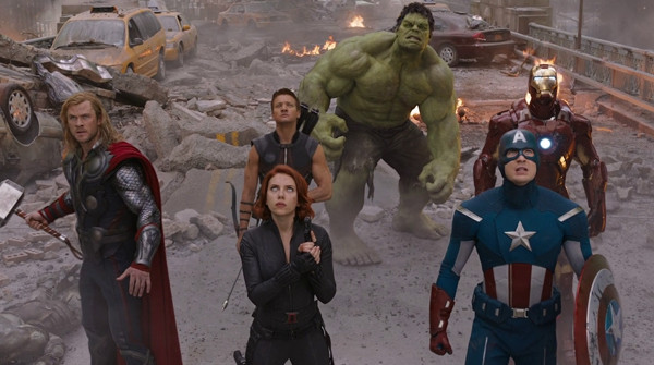 avengers age of ultron marvel
