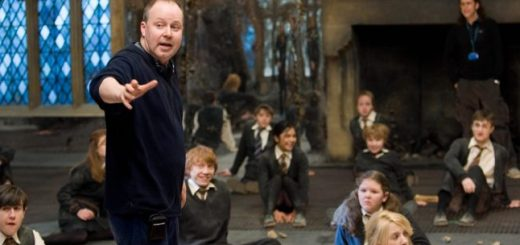 animali fantastici david yates