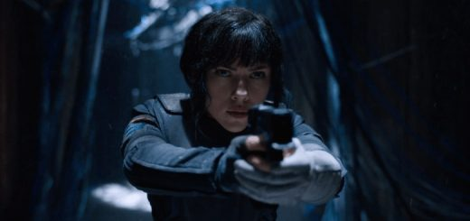 ghost in the shell trailer finale scarlett Johansson