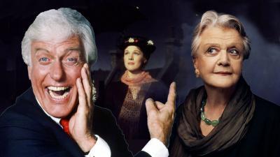 dick van dyke angela lansbury mary poppins return