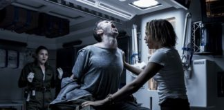 alien covenant trailer italiano