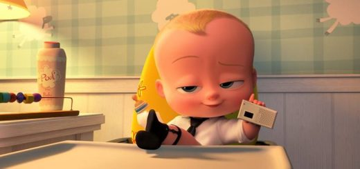 baby boss dreamworks animation
