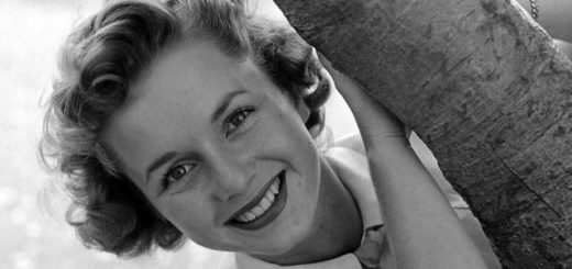 L'attrice e star di Hollywood Debbie Reynolds