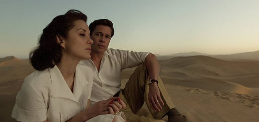 Allied - Photo: courtesy of Paramount Pictures