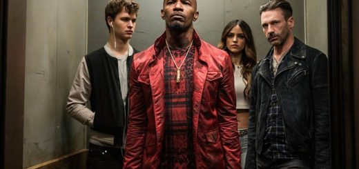 baby driver trailer