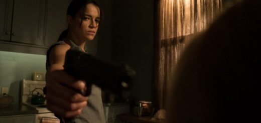 Michelle Rodriguez in The Assignment - Image via SBS Films walter hill