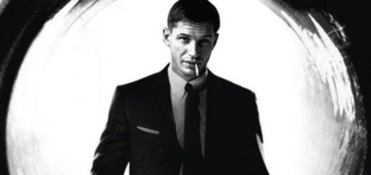 tom hardy james bond 007