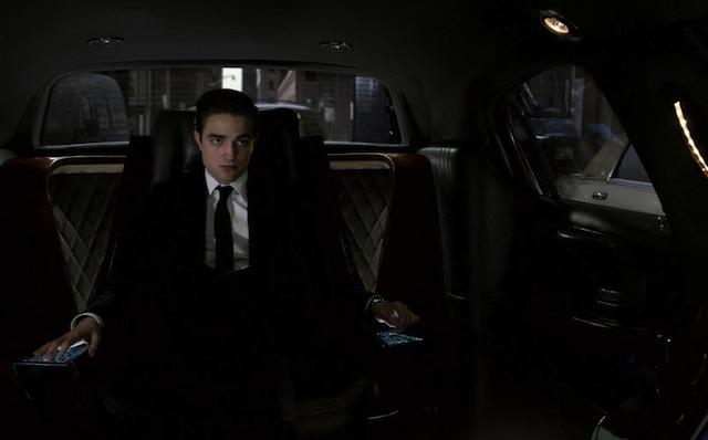 Robert Pattinson è Eric Packer in Cosmopolis